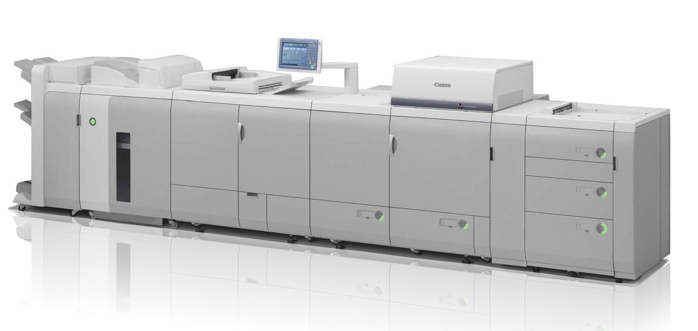 canon digital press tigerpress